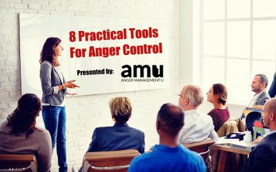 8 Practical Tools for Anger Control