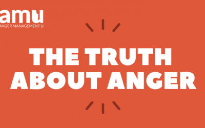 The Truth About Anger: An Infographic
