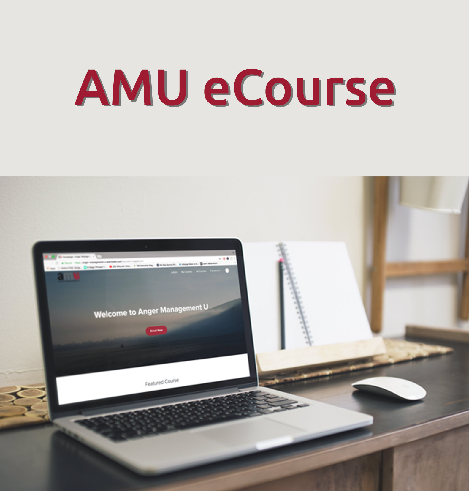 AMU Anger Management Online Course - Home