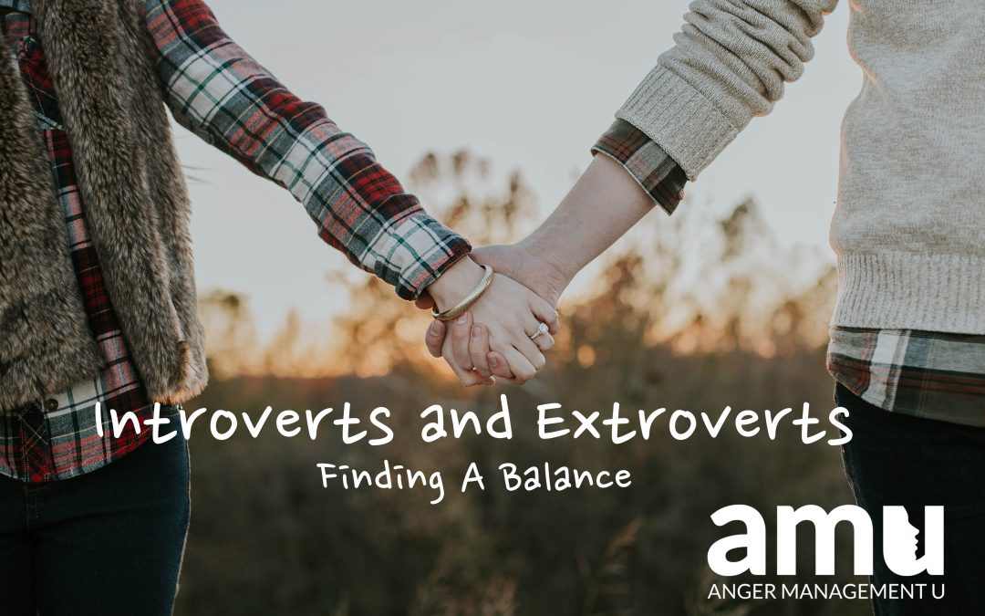 Introverts & Extroverts – Finding Balance